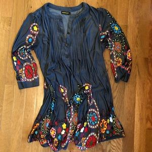 Reborn long sleeve dress